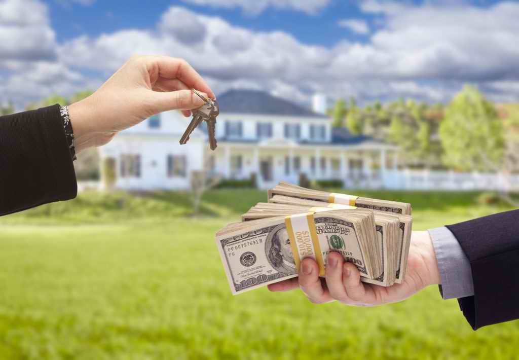 Local Agent Buys Houses for Cash
